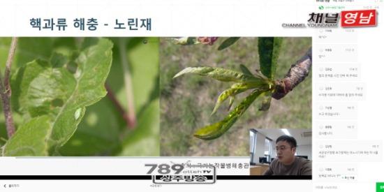 꾸미기_[농촌지원과]2021년도 품목별전문교육 실시(온라인 교육 모습) - 복사본.jpg