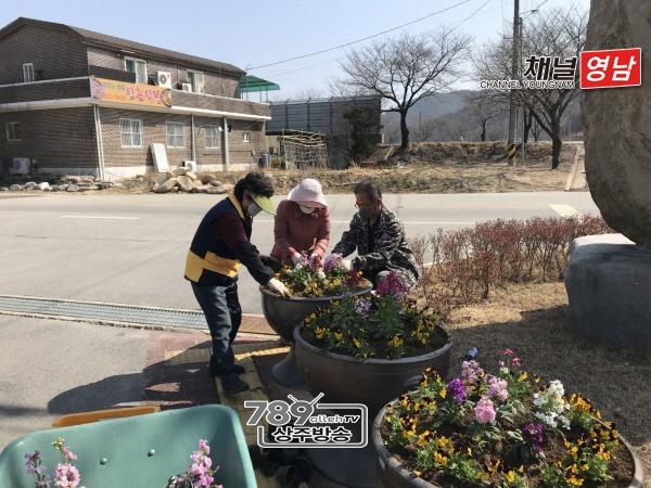 [내서면]꽃과 함께 봄이 배달 왔어요!.jpg