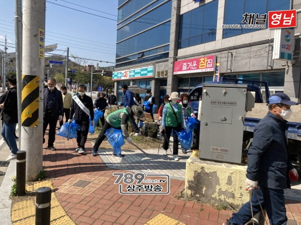 [총무과]대학 원룸촌 주변 「청정 상주 캠페인」.jpg