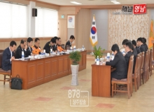 [상주]최병일 경상북도 소방본부장, 상주소방서 초도순시