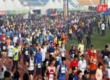 [상주]제17회 상주곶감 국제마라톤 대회 개최
