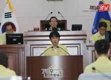 [정치인]상주시의회 이승일 의원, '의회의 예산 증액 및 편성 권한 강화'에 따른 5분 자유발언